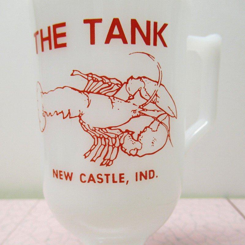 フェデラルグラス The Tank シーフードレストラン マグ C【画像2】