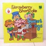 ブックス  ストロベリーショートケーキ レコード LP盤 Sweet Songs