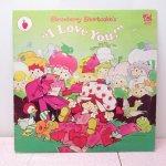 ブックス  ストロベリーショートケーキ レコード LP盤 I love you!