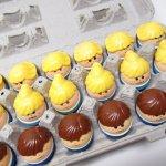 トドルトッツ  トドルトッツ リトルタイクス フィッシャープライス 紙製卵ケース入りお得な18体セット A