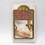 ブックス  レシピブック Bake Off Cook Book 1968年 クッキングブック