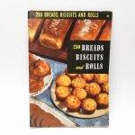 ブックス  レシピブック 250種類のブレッド&ビスケット 1954年 クッキングブック