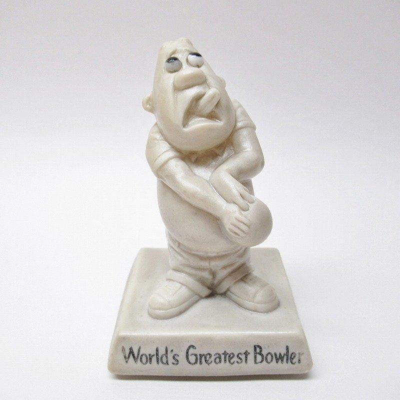 メッセージドール 1970年代 World's Greatest Bowler