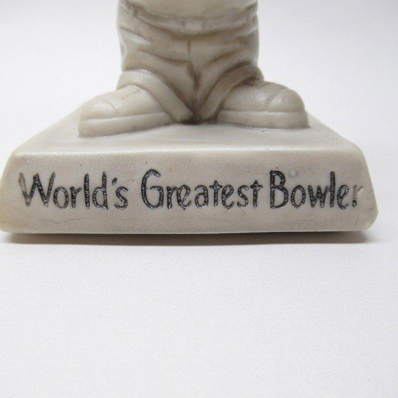 メッセージドール 1970年代 World's Greatest Bowler【画像5】