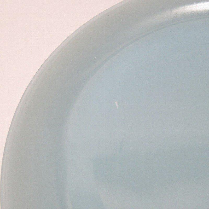 ファイヤーキング ターコイズブルー デザートプレート B【画像10】