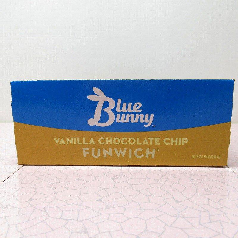 アイスクリーム パッケージ ブルーバニー ファンウィッチ【箱のみ】【画像4】