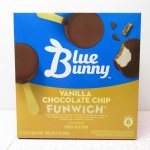 並行輸入品・現行品食品パッケージなど  アイスクリーム パッケージ ブルーバニー ファンウィッチ