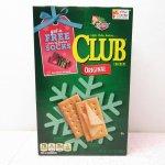 並行輸入品・現行品食品パッケージなど  キーブラー クリスマス限定パッケージ クラブクラッカーズ