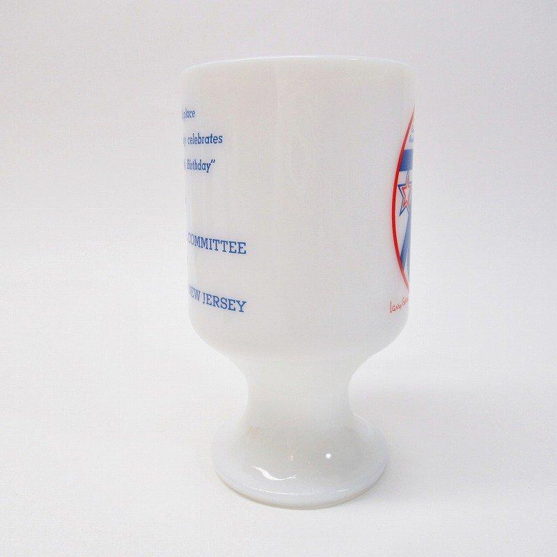 フェデラルグラスマグ 1976年 New Milford 米国200周年記念 B【画像2】