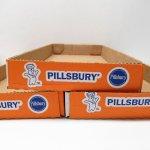 並行輸入品・現行品食品パッケージなど  ドウボーイ フロスティング用 ペーパーボックスケース