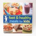レシピブック  ドウボーイ Fast & Healthy Meals for Kids クッキングブック