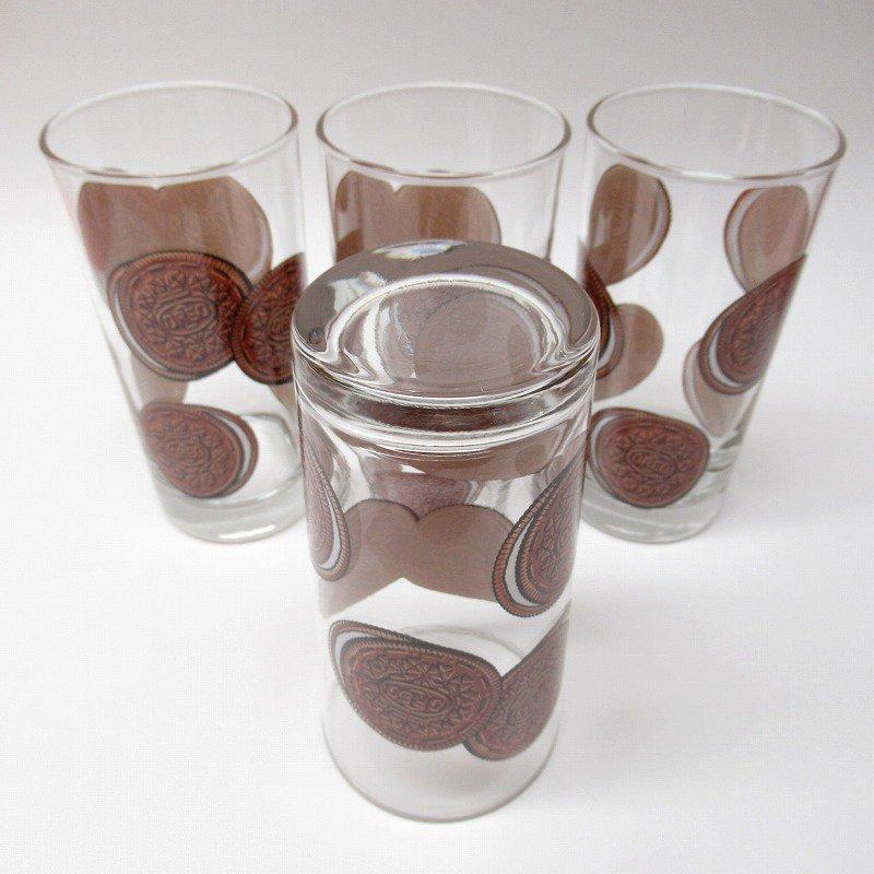 オレオ OREOトール グラス 1980年代 デッドストック【画像3】