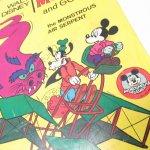 ディズニー  ミッキーと仲間たち ミッキーとグーフィー 1970年代コミックブック