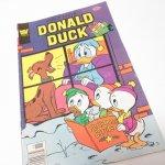 ディズニー  ミッキーと仲間たち ドナルドダック その1 1970年代コミックブック