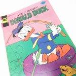ディズニー  ミッキーと仲間たち ドナルドダック その2 1970年代コミックブック