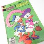 ディズニー  ミッキーと仲間たち ドナルドとデイジー その1 1970年代コミックブック