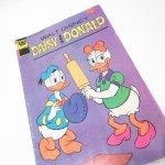 ディズニー  ミッキーと仲間たち ドナルドとデイジー その2 1970年代コミックブック