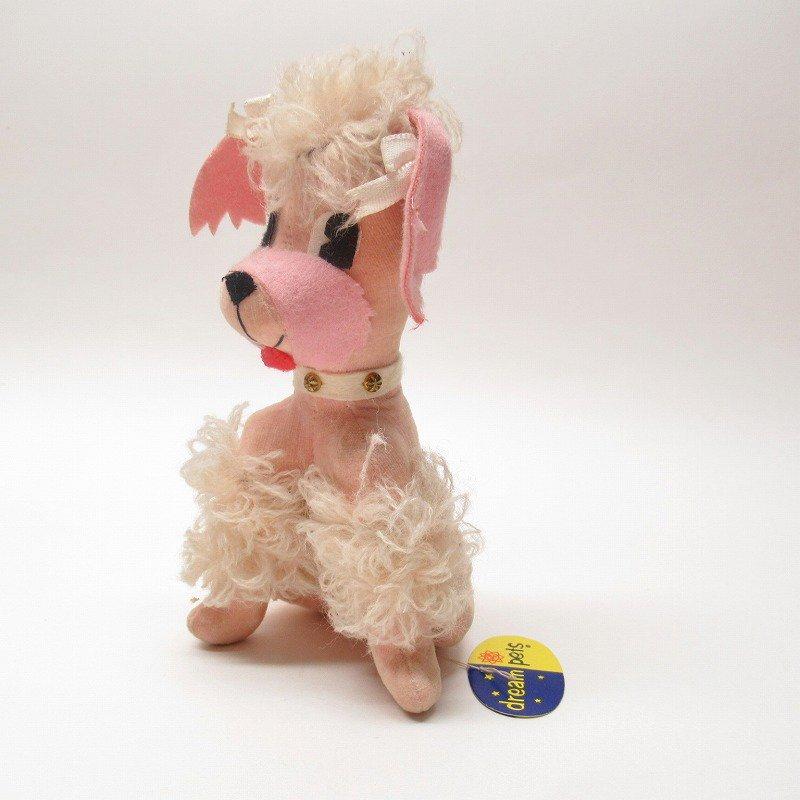 ドリームペッツ 日本製  ペニー ピンク 紙タグ付き