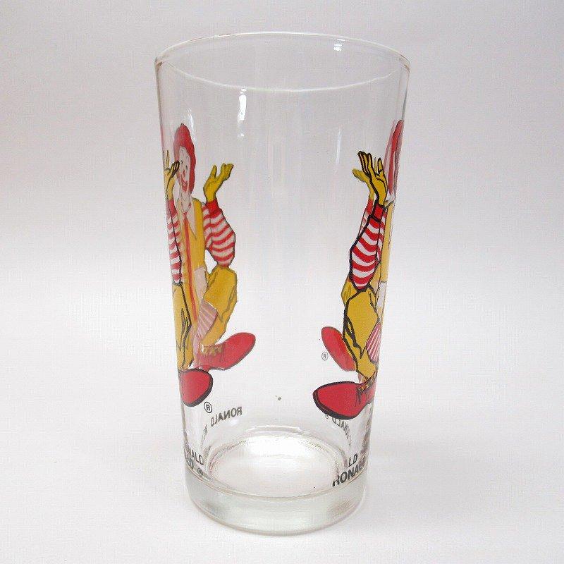マクドナルド 1970年代 ロナルド コレクターズシリーズ VerII グラス A【画像2】