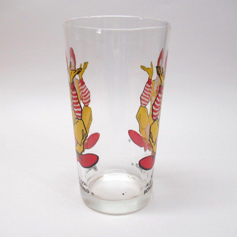 マクドナルド 1970年代 ロナルド コレクターズシリーズ VerII グラス A【画像6】