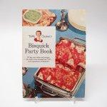 ブックス  レシピブック 1957年 ゼネラルミルズ社ビスクイックパーティーブック