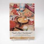 レシピブック 50年代 Let's Eat Outdoors