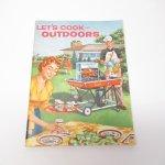 ブックス  レシピブック 1959年 Let's Cook-Outside
