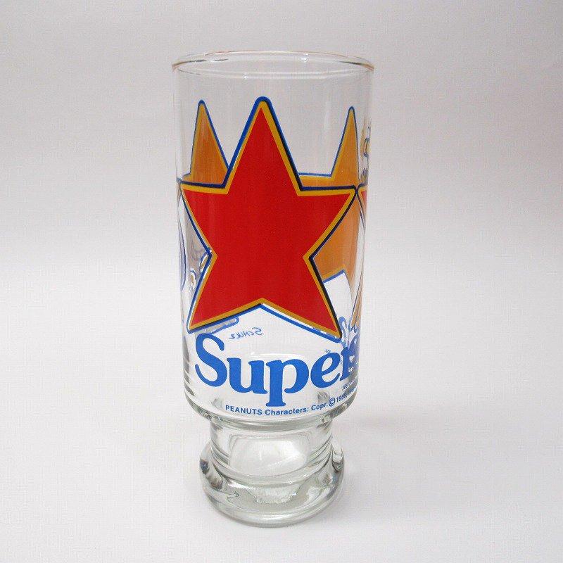 アンカーホッキング スヌーピー トールグラス Super Star!【画像2】