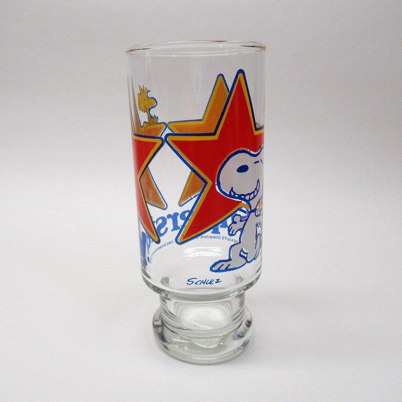 アンカーホッキング スヌーピー トールグラス Super Star!【画像4】
