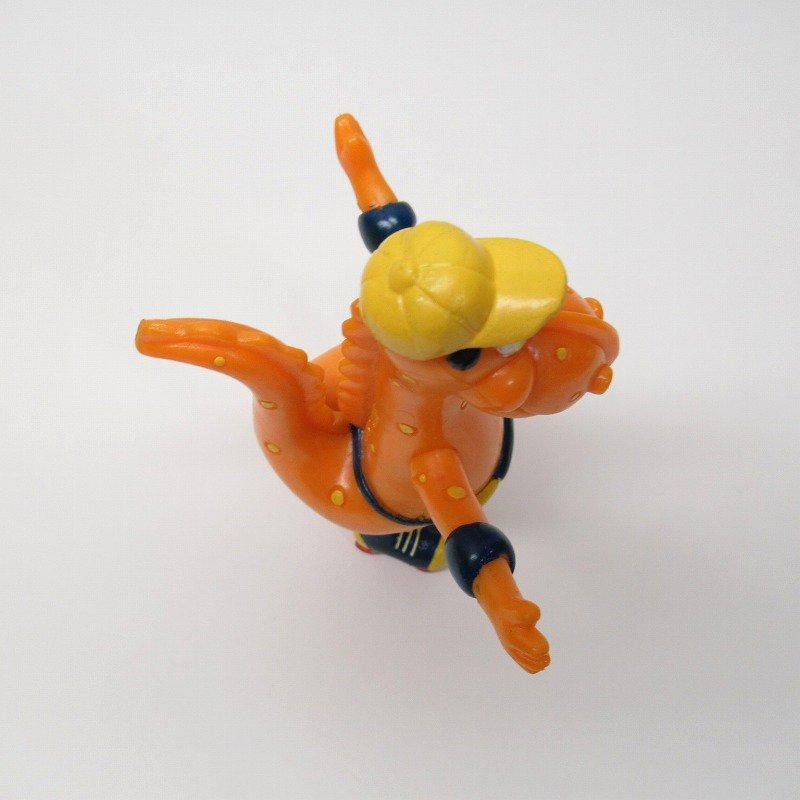 ベンダブル トイ クラフト社 1992年 チーザサウルス レックス ローラースケート【画像6】