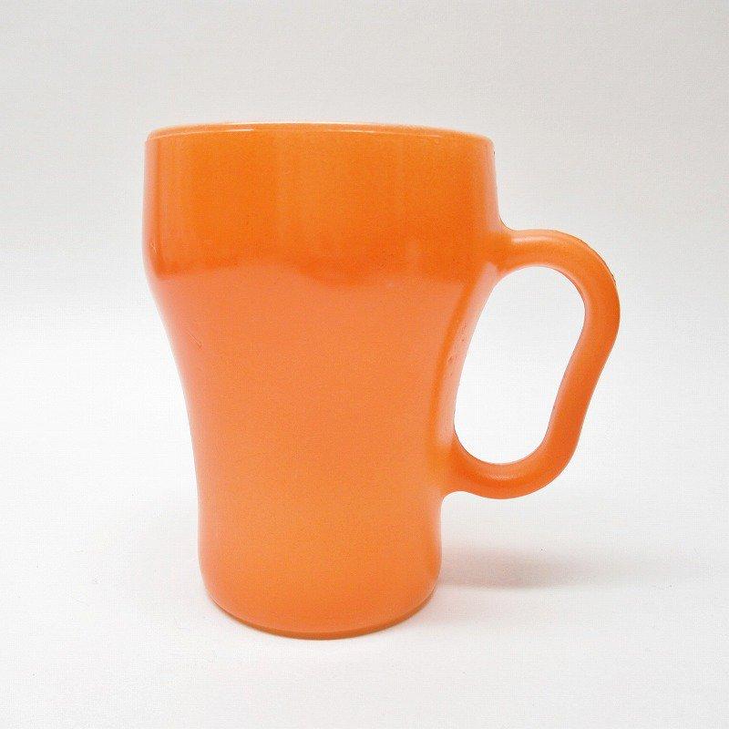 ファイヤーキング ソーダマグ オレンジ B