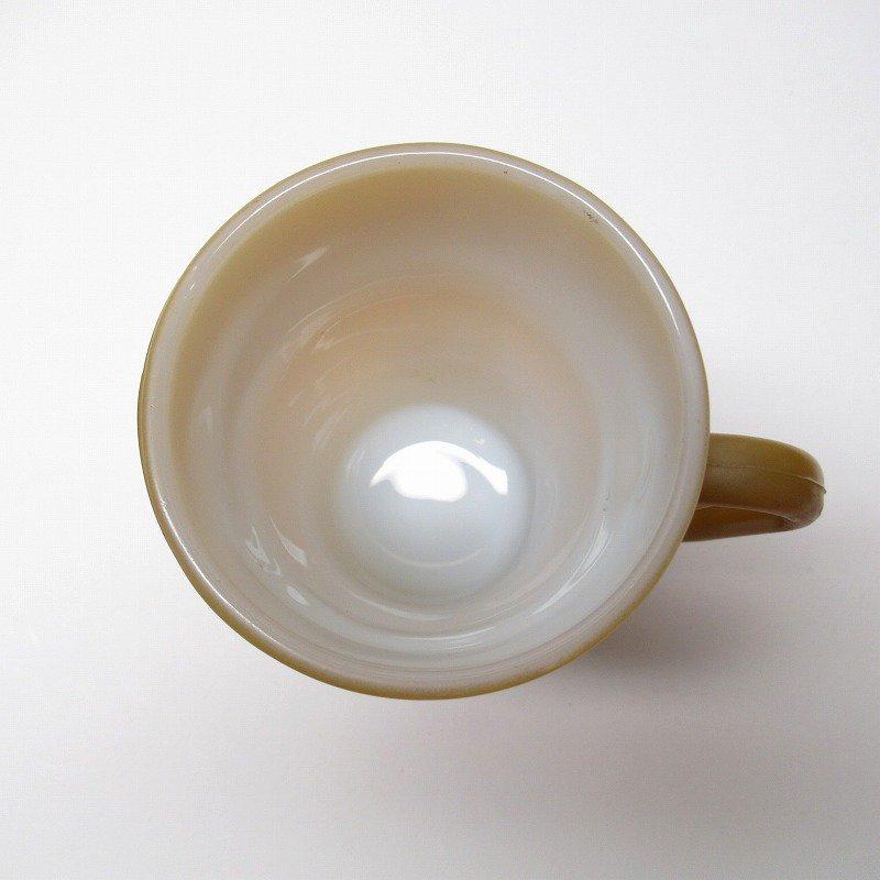 ファイヤーキング ソーダマグ 薄茶 D【画像5】