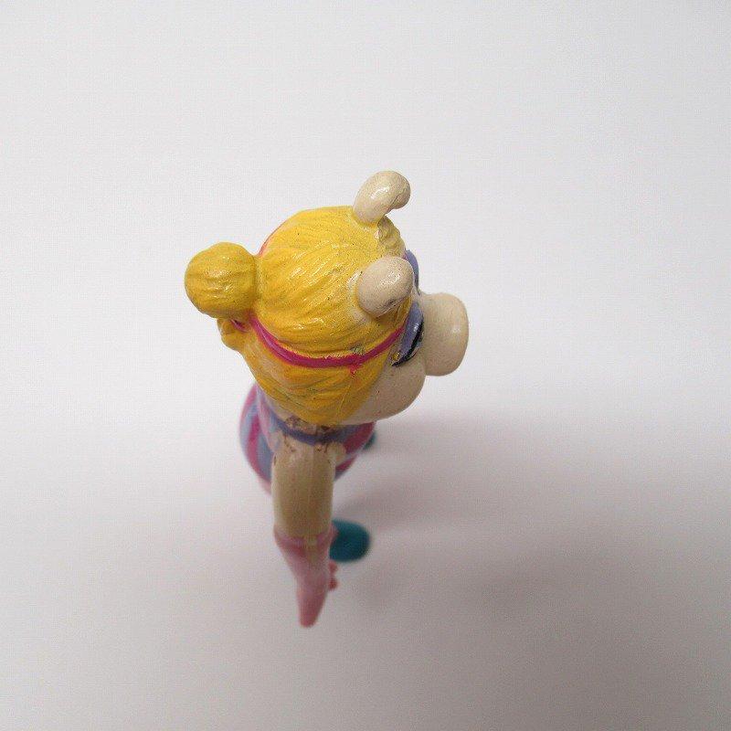 マペットショー ミスピギー エアロビ ベンダブル トイ 1989年【画像8】