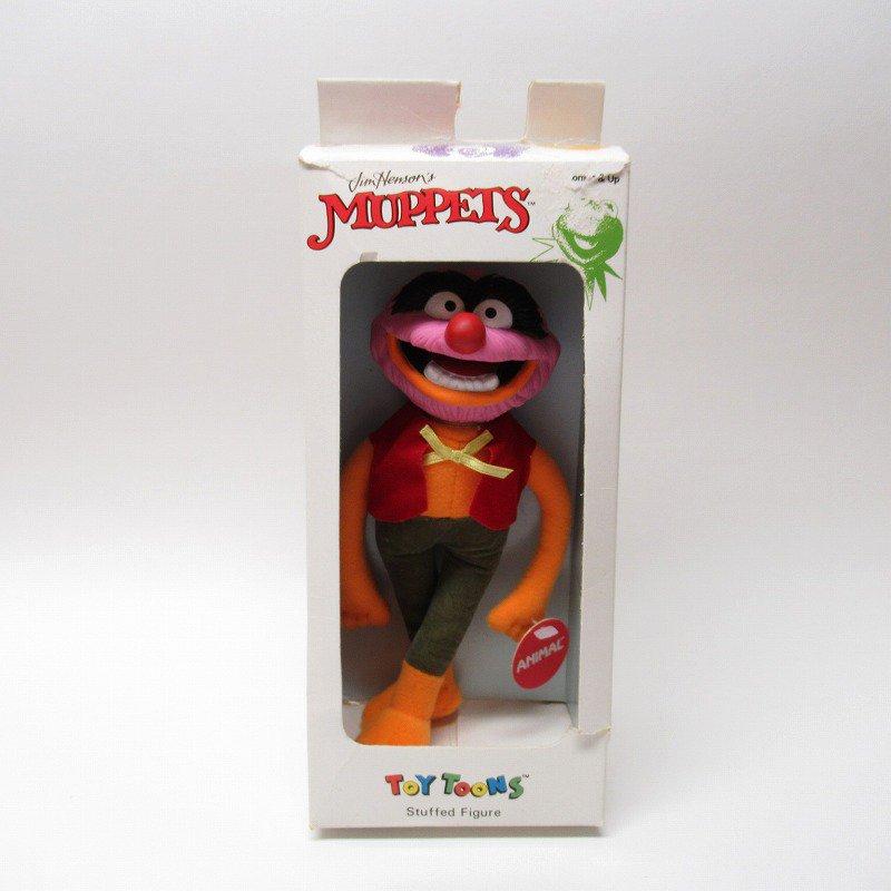 マペットショー アニマル Toy Toons社 1991年 デッドストック 箱入り