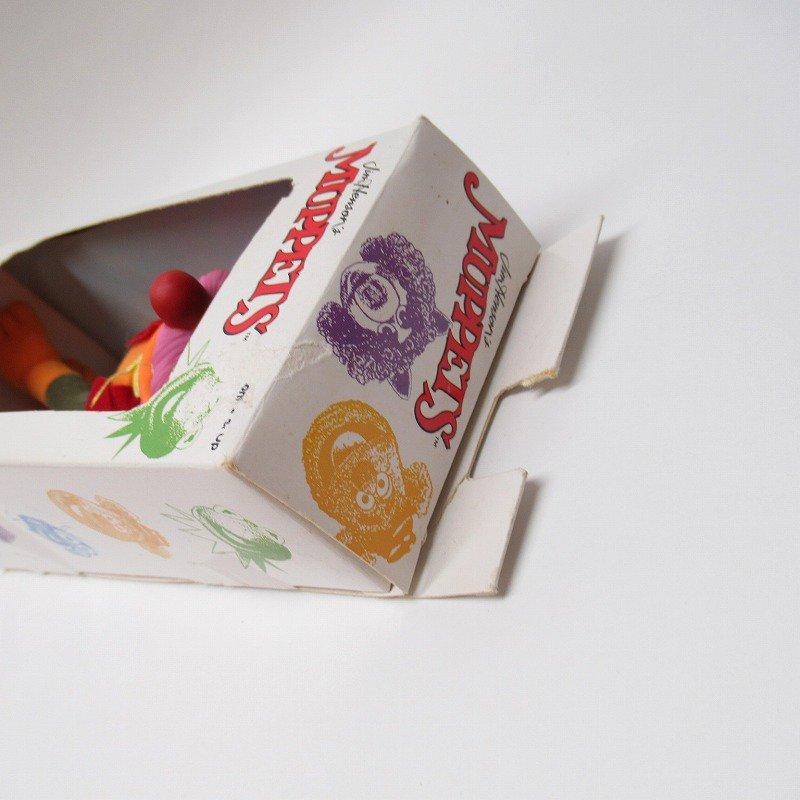 マペットショー アニマル Toy Toons社 1991年 デッドストック 箱入り【画像12】