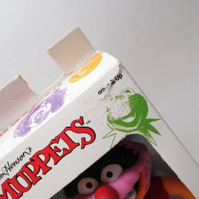 マペットショー アニマル Toy Toons社 1991年 デッドストック 箱入り【画像6】