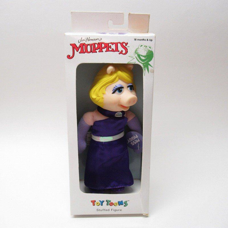 マペットショー ミスピギー Toy Toons社 1991年 デッドストック 箱入り