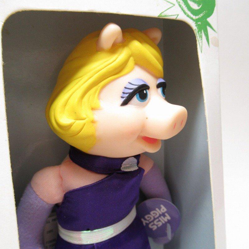 マペットショー ミスピギー Toy Toons社 1991年 デッドストック 箱入り【画像2】