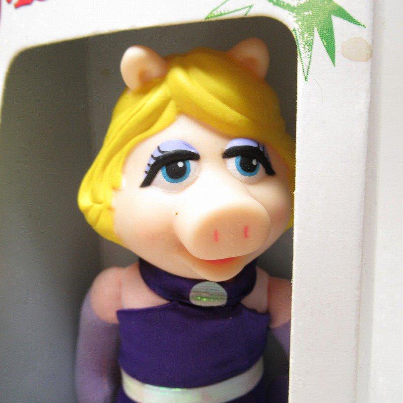 マペットショー ミスピギー Toy Toons社 1991年 デッドストック 箱入り【画像3】