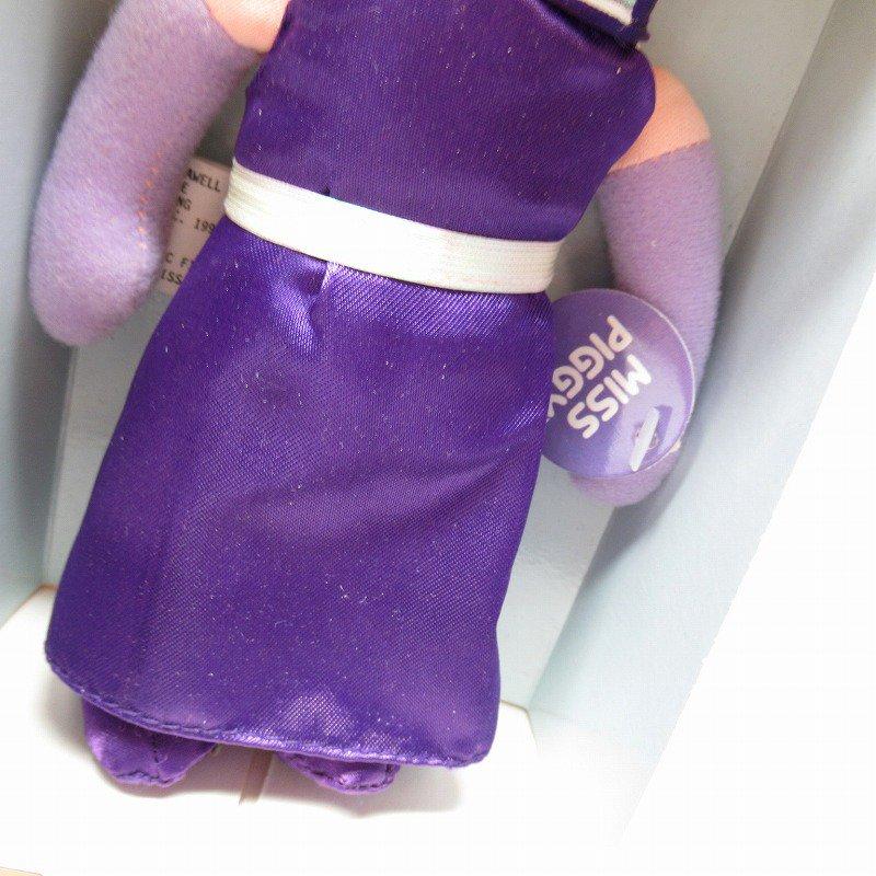 マペットショー ミスピギー Toy Toons社 1991年 デッドストック 箱入り【画像4】