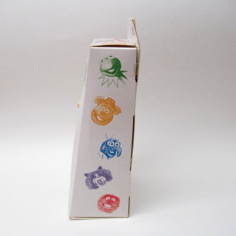 マペットショー ミスピギー Toy Toons社 1991年 デッドストック 箱入り【画像6】