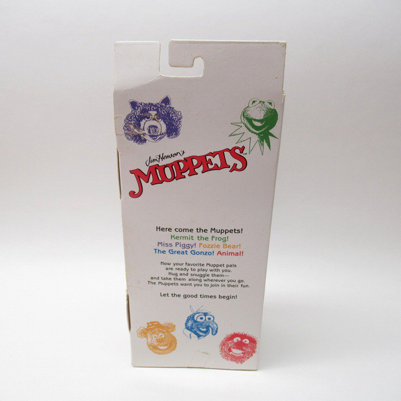 マペットショー ミスピギー Toy Toons社 1991年 デッドストック 箱入り【画像7】