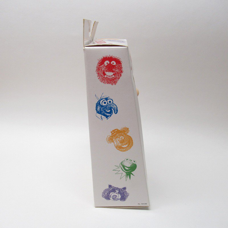 マペットショー ミスピギー Toy Toons社 1991年 デッドストック 箱入り【画像8】