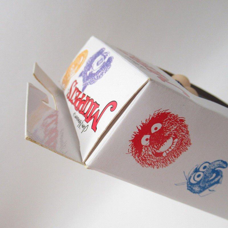マペットショー ミスピギー Toy Toons社 1991年 デッドストック 箱入り【画像9】