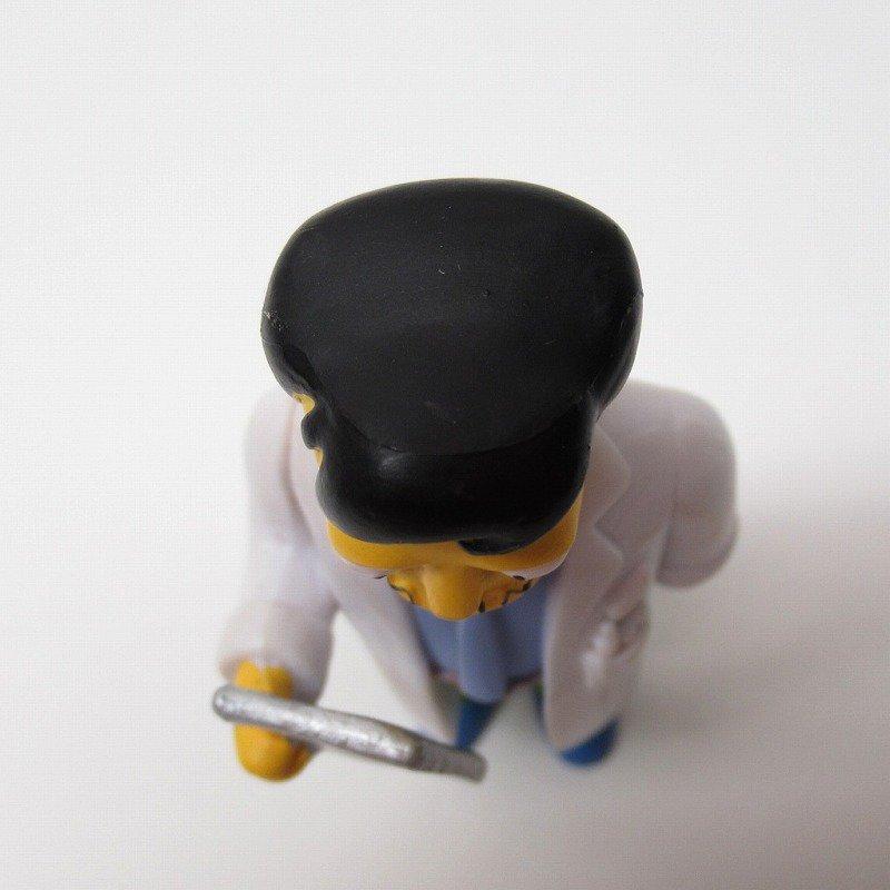 シンプソンズ Dr. Nicholas Riviera M.D. PVCトイ 2000年【画像8】