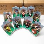 ルーニーチューンズ 1990年 アメリカンリーグ 9球団 PVC フィギュアセット デッドストック