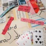 チケット、スコアパッドなどの紙物・紙モノ雑貨  紙モノアソート 1930年代〜 ビッグセット D