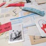 チケット、スコアパッドなどの紙物・紙モノ雑貨  紙モノアソート 1930年代〜 ビッグセット E