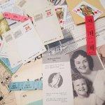 チケット、スコアパッドなどの紙物・紙モノ雑貨  紙モノアソート 1930年代〜 ビッグセット G