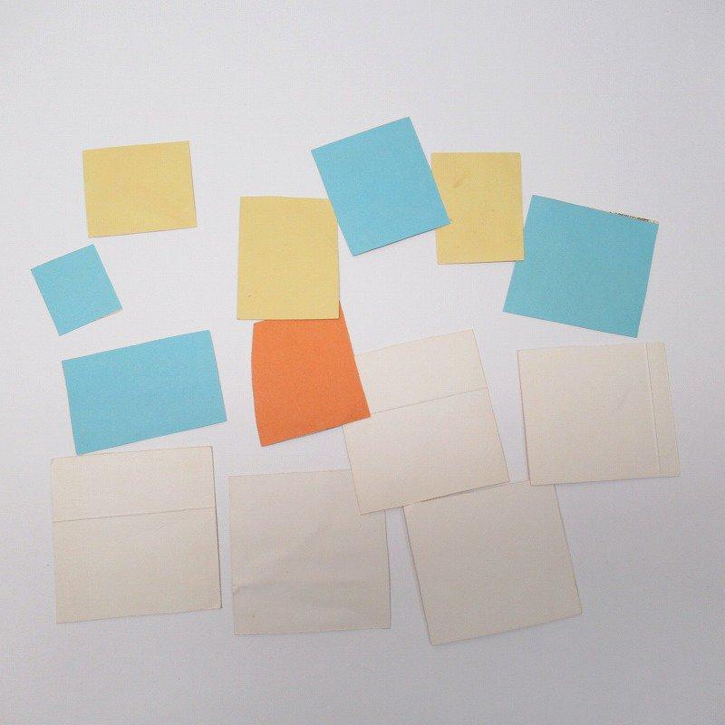 紙モノアソート 1950年代〜 子供単語学習用 イラストセット H【画像6】